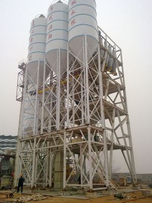 Plant Type Dry Mortar Mixing Plant